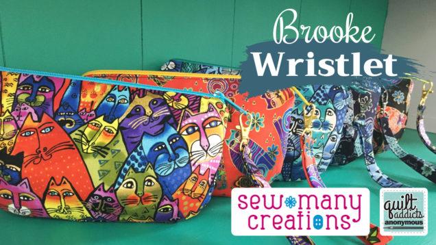 Brooke Wristlet